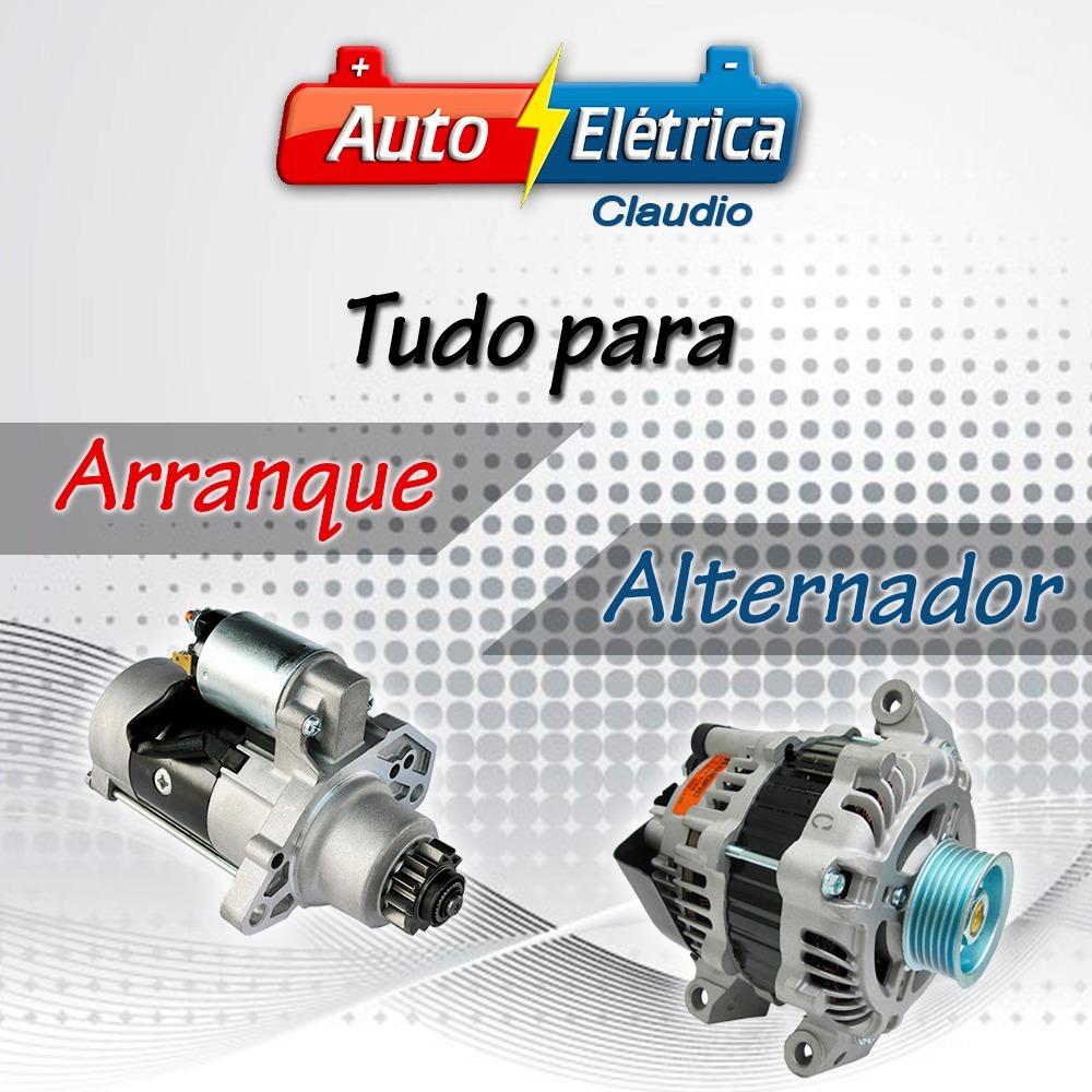 Alternador Ford Focus Motor Duratec 2 0 A Base De Troca