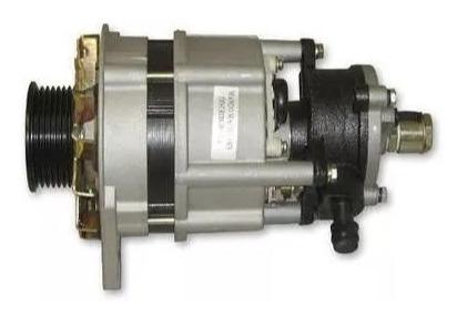 alternador ford ranger 2.5 e 2.8 maxion com bomba de vacuo