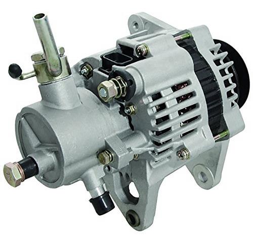 alternador hitachi 12v 60a luv d-max diesel 2.5 4hj1 01-10