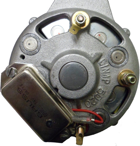 alternador landau jeep willys corcel maverick dodge 75a novo