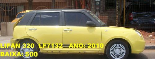alternador na troca lifan 320 2010