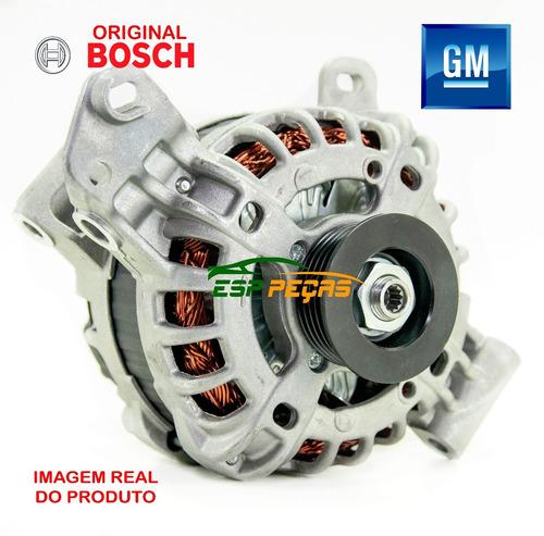 alternador novo bosch gm f000bl07t1 52076121 100a