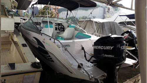 alternativa 630 cabinada mercury 135 hp poddium nautica