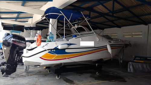 alternativa 630 cabinda mercury 115 hp 4 tempos 2016. caiera
