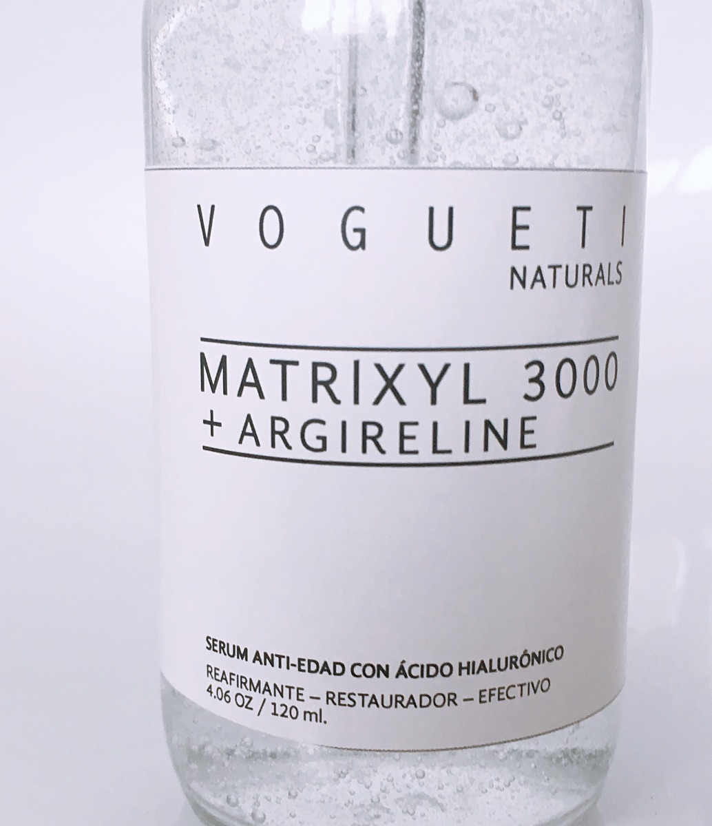 Alternativa Botox Argireline Matrixyl Acido Hyaluronic 120ml