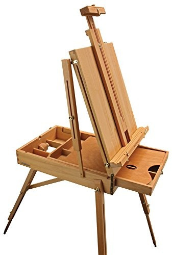 alternativas de arte caballete de caja para dibujo