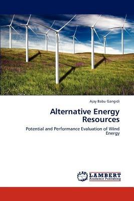 alternative energy resources; babu gangidi, aja envío gratis