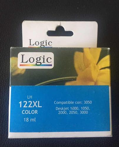 alternativo logic hp 122 color xl