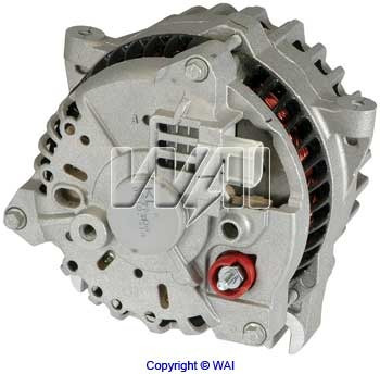 alternator - ford 6g series ir/if 135 amp/12 volt.