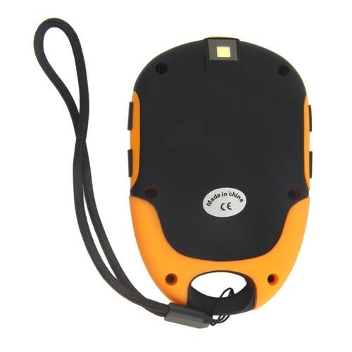 altímetro fr500 digital lcd portátil  multifunción (1326)