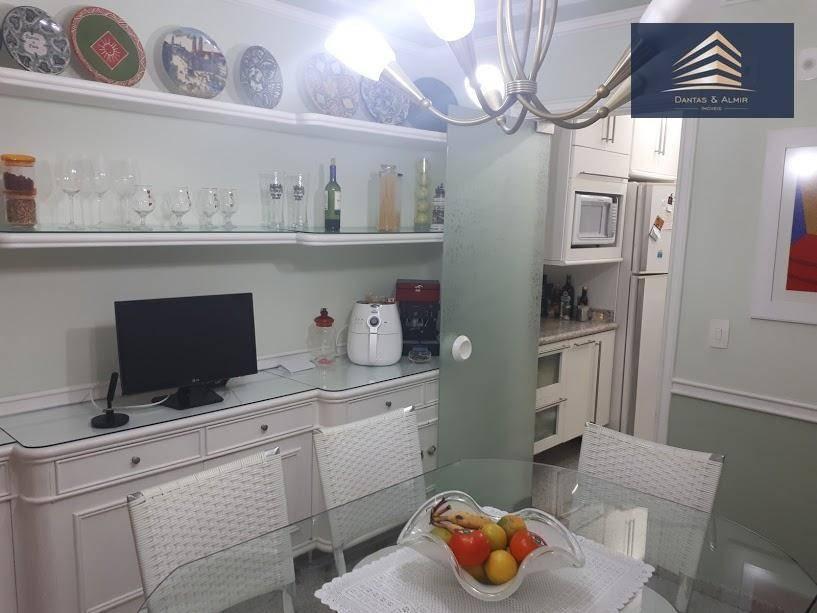 altíssimo padrão no condomínio maison d ville, 3 vagas, andar mediano e vista totalmente livre. - ap0491