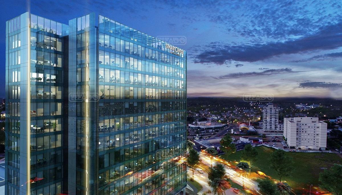 altius atlántico more smart office oficina  en venta ubicado en roosevelt, punta del este