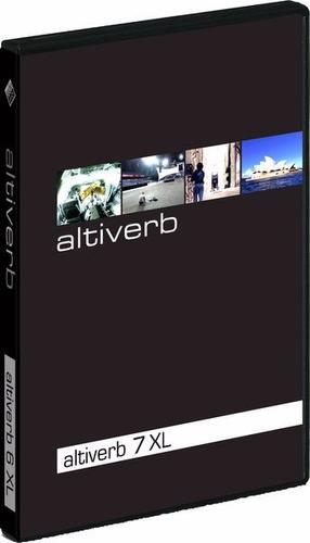 altiverb 7 x l+librerías vst 32/64 aax windows envio gratis!