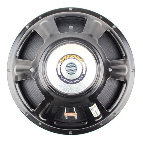 alto-falante 15 pol 125w 8 ohms - 300 w 15 oversound