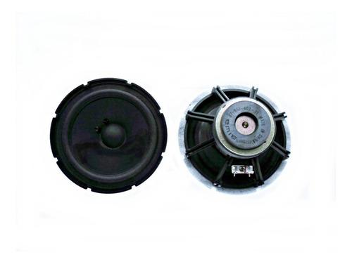 alto falante 4,1x2p 4ohm c/suspensao aiwa 87nsj602-01 c/2pçs
