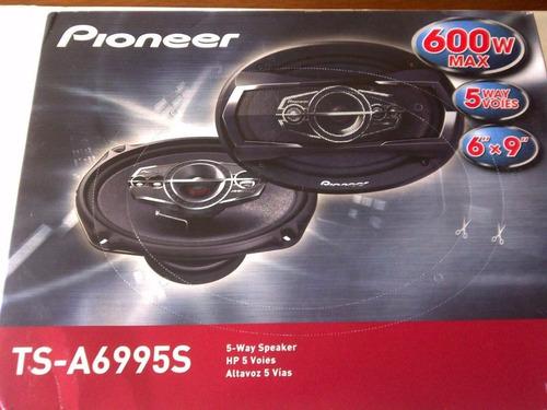 alto falante 6x9 pioneer par