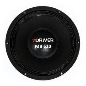 Alto Falante 7 Driver Woofer Mb620/4 12  620w 4ohms