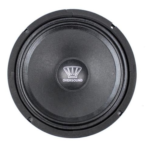 alto falante 8 polegadas 150w 8 ohms - 8 steel 150 oversound