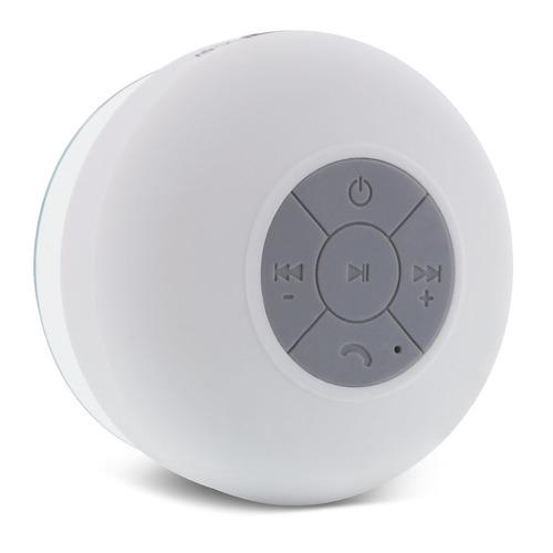 alto falante bluetooth prova dágua shower speaker