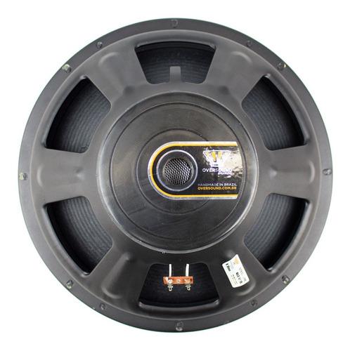 alto falante de 15 pol 150w 8 ohms - 450 w 15 oversound