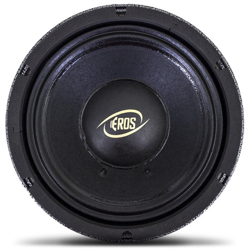 alto falante eros 8'' e358xh black 350w rms 8 ohms original