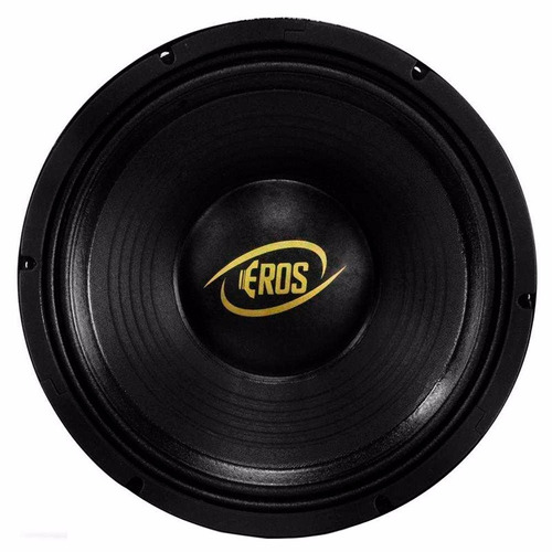 alto falante eros e358xh black 350w rms 8 ohms original
