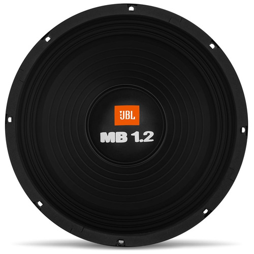 alto falante mid bass 12mb1.2 ch 12'' 600w 4r jbl