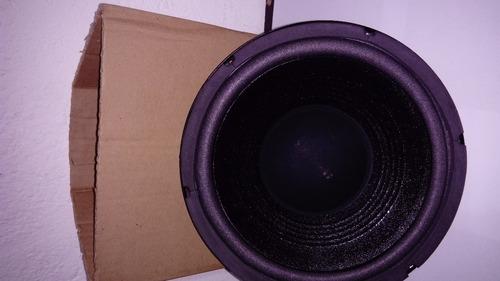 alto falante novo  10 polegadas 100 wats rms  8 ohms par!!