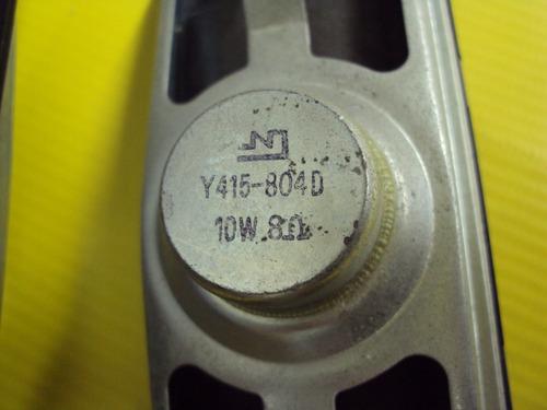alto falante (original, par) hbuster hbtv-32l07hd (13-1229)