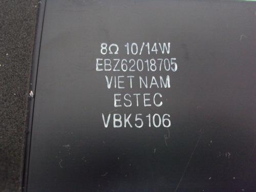 alto falante (par) original lg mod 42lb5600 (09-932)