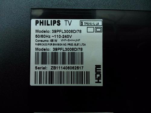 alto falante  philips 39pfl3008d/78