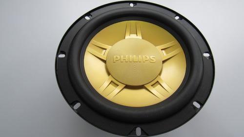 alto falante philips jz8-51r  6 ohm 150w novo original!