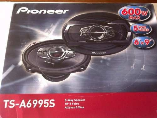 alto falante pioneer 6x9