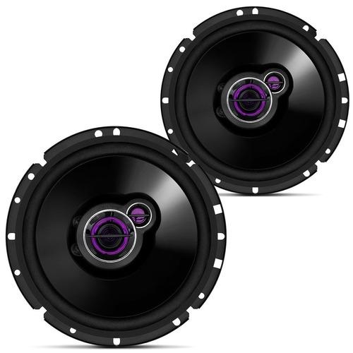alto falante pioneer  triaxial ts-1730br 200w 3 vias