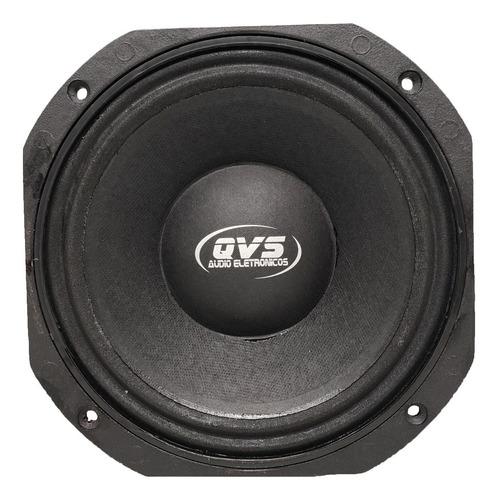 alto falante qvs 8 400rms 8mgs400 8 polegadas medio qvs