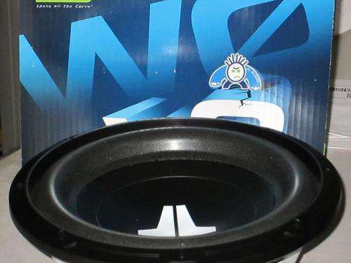alto falante sub woofer jl audio  10 w0 v3
