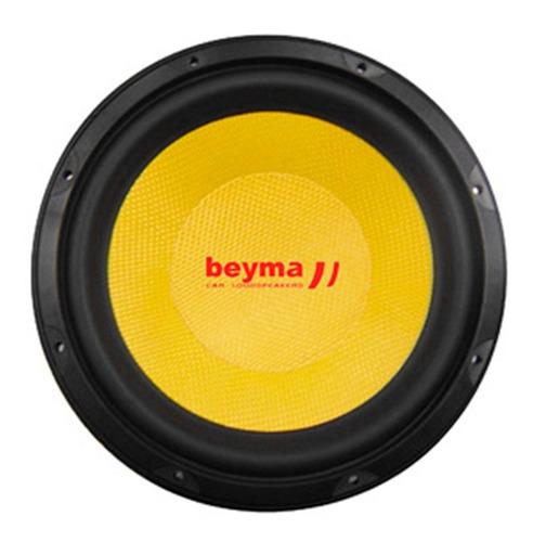 alto falante subwoofer 10 pol 200w 4 ohms scw10 beyma