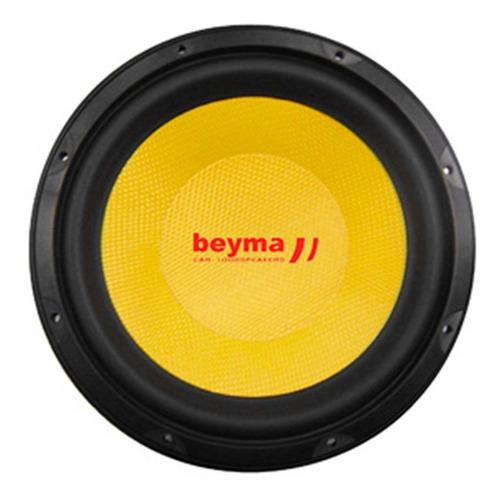 alto falante subwoofer 10 pol 200w 4 ohms scw10 beyma oferta