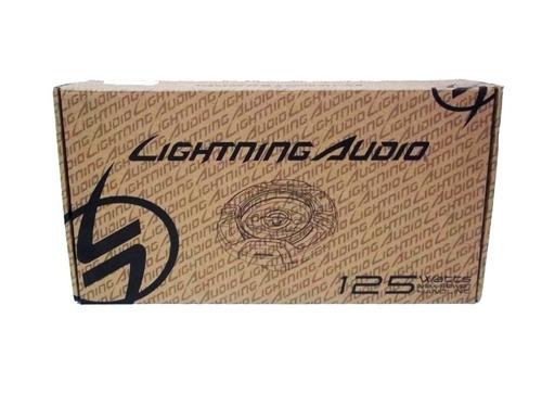 alto falante triaxial lightning áudio la-153 5  50wrms 4ohms