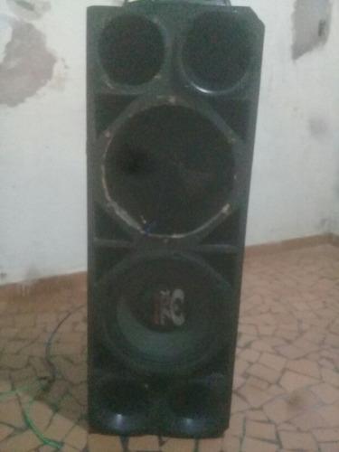 alto falante ultravox pancadão