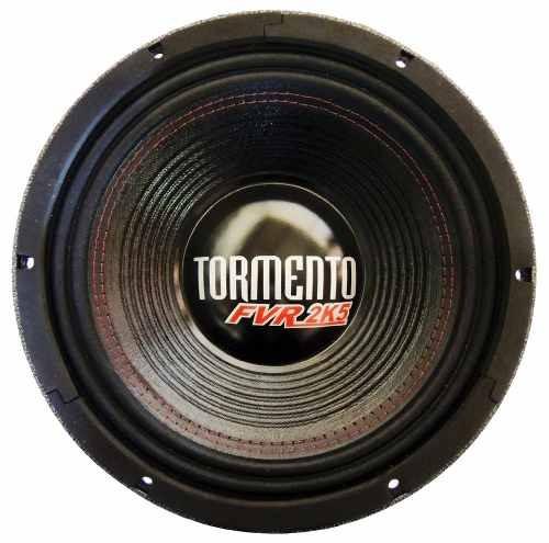 alto falante woofer tormento fvr 2k5 - 1250 wrms - 15 pol.