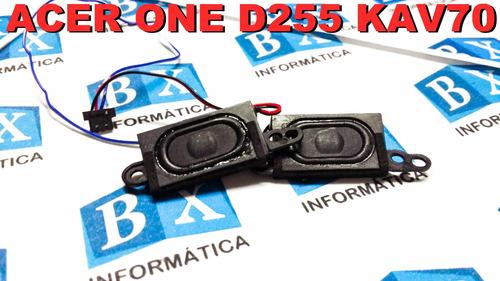 alto falantes acer one d255 kav70