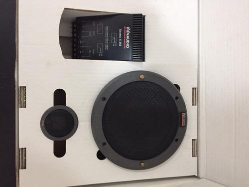 alto falantes kit 2 vias dynaudio esotech system 242 6