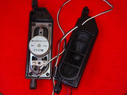 alto falantes  p/  tv sharp  lc40le700un