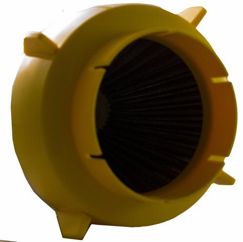 alto flujo filtro