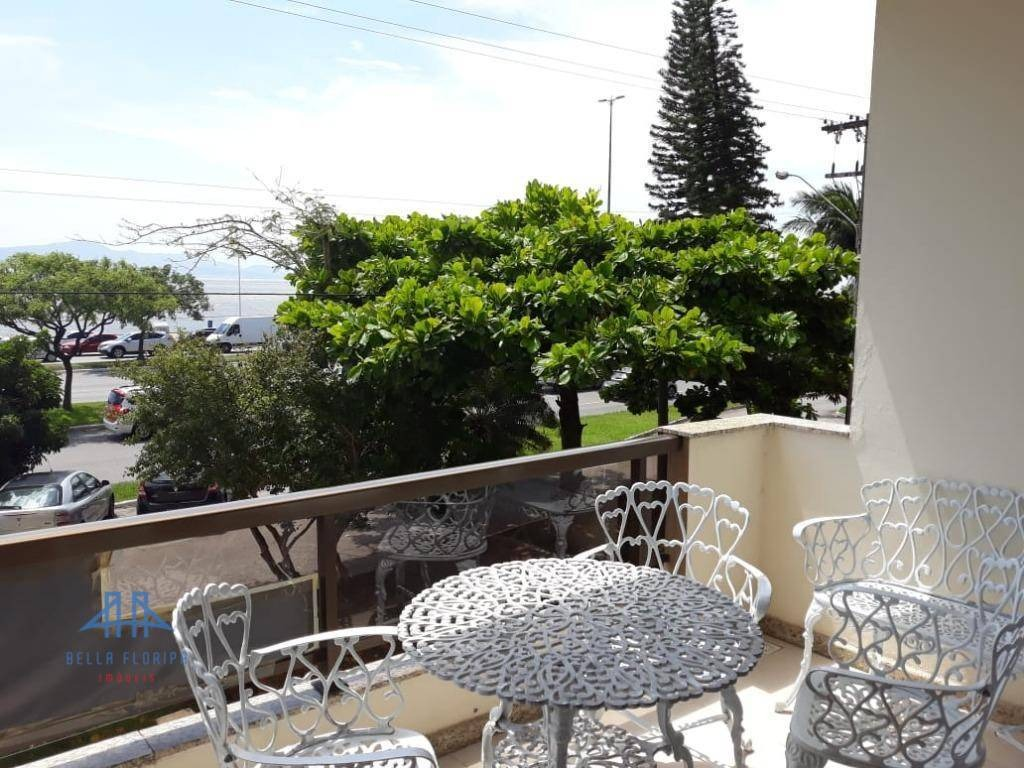 alto padrão - apartamento com 04 dormitórios (todos suítes), de frente para a beira mar norte de florianópolis com 187m² privativos. - ap2721