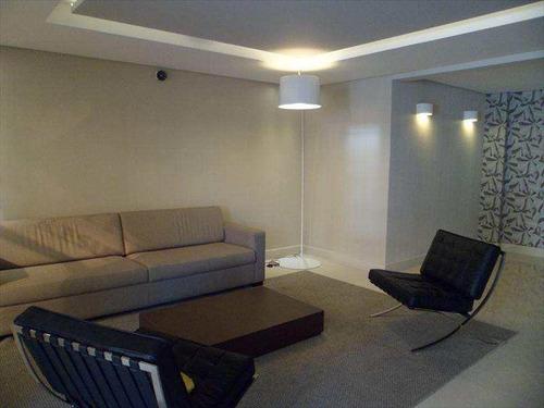 alto padrão apartamento de 03 dormitórios no caiçara ref.351201 - v351201