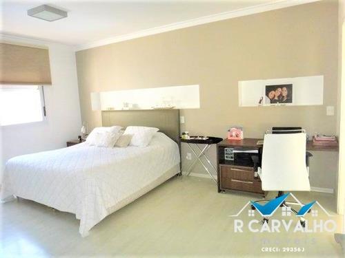 alto padrão com 202 m² na vila mascote - 553