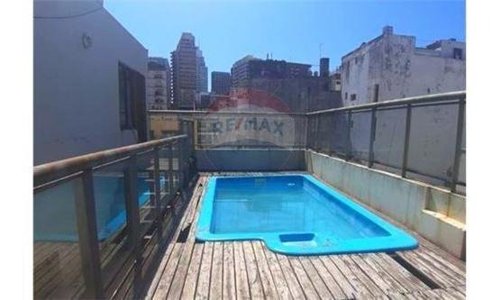 alto palermo, monoambiente con balcon. ideal renta