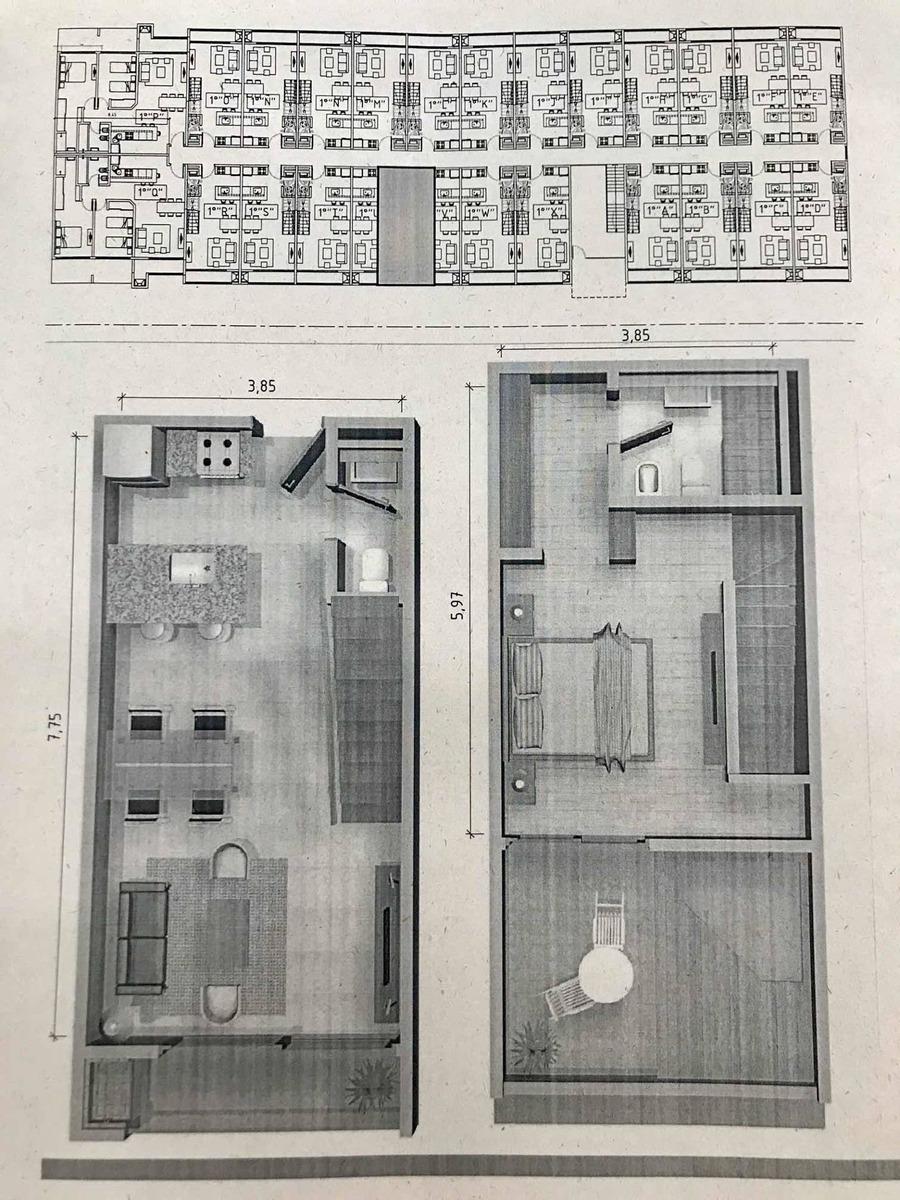 altos de hudson ii duplex 2 ambientes